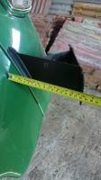 Bumper bracket measurements
