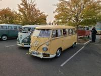 Deluxe Buses at the SOTO Fall Meet 2021