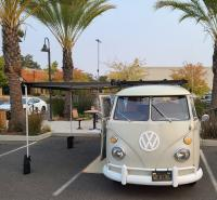 """""""The Toaster"""" (our 1967 Westfalia) at the SOTO Fall Meet 2021"""