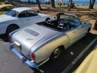"""Ghia Convertibles at the """"Ghias and the Blue Angels"""""""