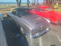 """Ghia Coupes at the """"Ghias and the Blue Angels"""""""