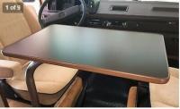 dark brown table colour