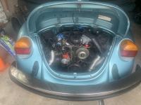 1979 Beetle Engine Decklid
