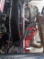 Throttle rod