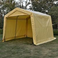 Tent garage