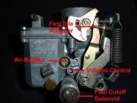 Solex 30/31 PICT carburetor