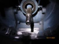 gland nut and pilot shaft