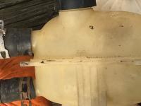 84/85 coolant tank