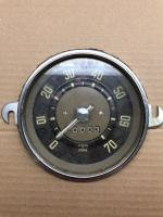 NOS Clear Needle Bus Speedometer - 5/60