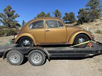 Zezdy's 1970 Beetle Restoration