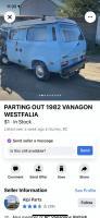 Vanagon rear