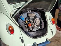 1600 dp in a 1967 beetle