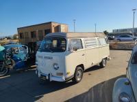 Bay Westfalia at the VW Enthusiasts Alameda Meet