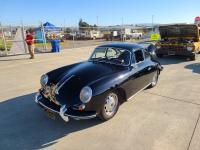 Porsche at the VW Enthusiasts Alameda Meet