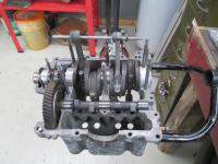 1954 36 Hp engine build