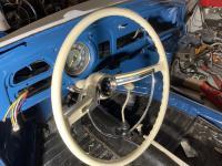 60 bug with 63 ? Steering wheel