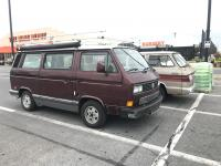 Vanagon and Corvair