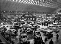 1955 Turin Italy auto show