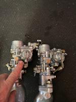 SCAT carburetors