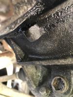 Oil leak vanagon