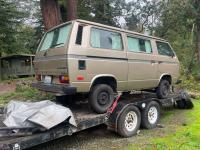 """14"""" junky wheels on '87 syncro"""