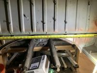 Rear Luggage Shelf Retainers