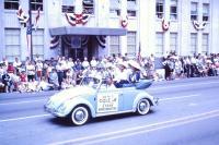 State Representative Ralph D. Cole, Findlay, Ohio - Sesquicentennial Parade