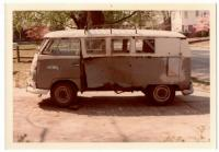 Vintage VW Bus photo
