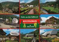 Menzenschwand im Schwarzwald