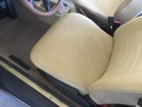 New seat bottom