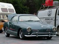 Nice stance on clean ghia.