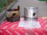 "Mahle 83mm 40hp ""big-bore"" pistons"