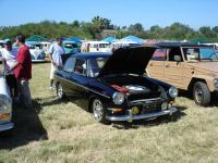 Black Notchback with water-cooled engine