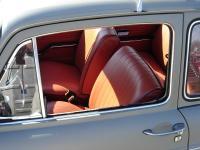 Grey '67 Squareback interior