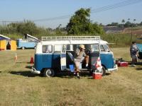 Sea Blue Standard Microbus