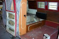 new bus project 66 westy