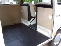 Front Cargo Area