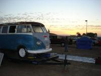 Early morning Kombi