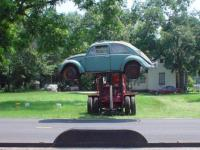 '61 sunroof bug