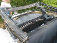 """""""Rolls Royce"""" vert for sale at Eureka Springs."""