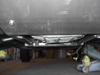 Ecotec motor mocked up