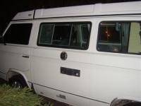 vanagon window blackout