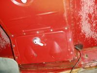63 23 window firetruck red