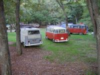Transporterfest Camping