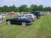 Ok, and so here's our Ghia and Pinto also at the Jazz Festival 2005!