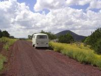 65 EZ Camper En route to Jerome