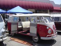 Kenny's Bus @ VW PANIC