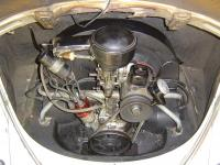 40 hp motor in a 61 Beetle