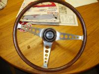 Speedwell wheel with Empi Button
