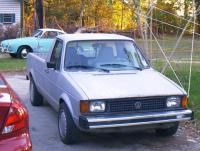 My new Caddy. 1981 diesel. 5 spd.
